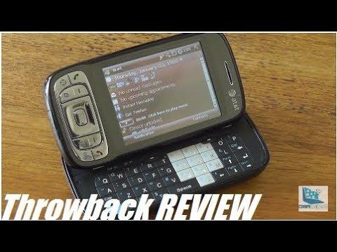 Throwback: HTC Tilt / Titan II Windows Mobile Smartphone