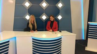 Інтерв'ю Олесі Медвєдєвої полтавському телеканалу ІРТ