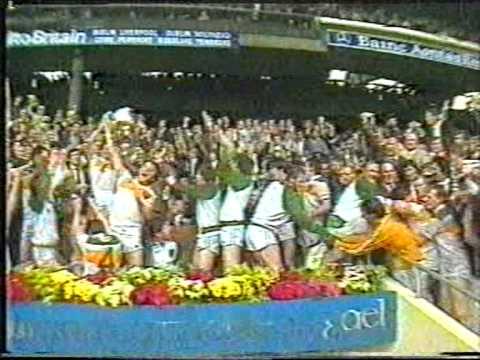 Offaly Senior Football All Irelands