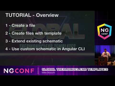 Global Thermonuclear Templates - Mike Brocchi