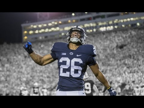 low priced c5955 7d7ba Saquon Barkley || 2017-2018 Penn State Highlights ᴴᴰ