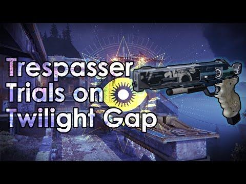 Destiny Rise of Iron: Tolerable Trials with Trespasser on Twilight Gap