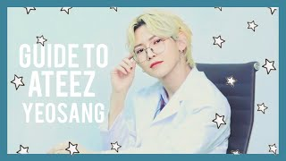 guide to ateez yeosang