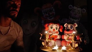 Five Nights at Freddy's oyuncaklarında MOMO'nun ruhumu var ?!