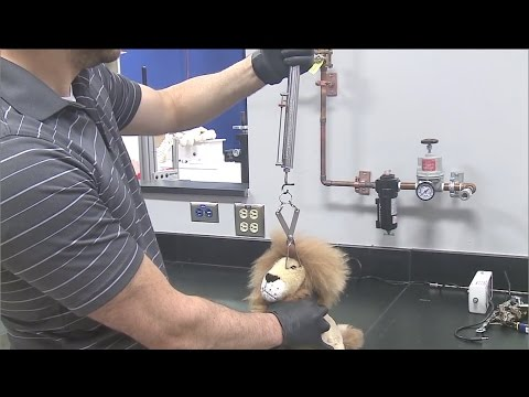 CPSC Small Business Office Webinar Series: Stuffed Toy Testing