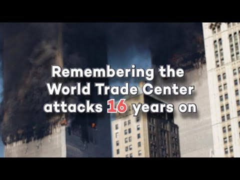 Live: Remembering the World Trade Center attacks 16 years on CGTN911恐怖袭击十六周年特别报道
