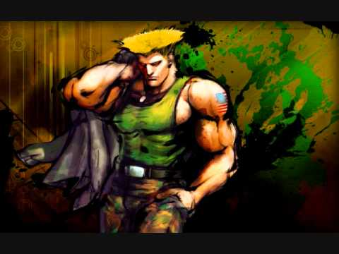Super Street Fighter IV Theme of Guile (Extended)