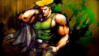Repeat youtube video Super Street Fighter IV Theme of Guile (Extended)