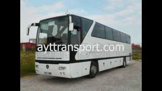 Antalya Airport Bus Coach Minibus Taxi Limousine Transport and Rentals Service