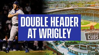 Cubs / Dodgers Series at Wrigley Field | Trevor Bauer Season Vlog