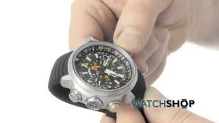 Men's Citizen Promaster Altichron Eco-Drive Watch (BN4020-05E)