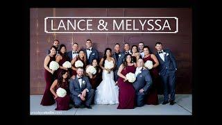 Lance & Melyssa wedding at Luft Bismarck ND by pricelessstudio.com