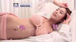 Repeat youtube video 화성인 X파일 - Ep.137 : 가슴 E컵 허리 19인치 개미허리녀!