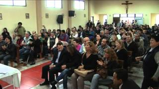 Firma de escrituras Barrio Santa Rosa 10-10-12