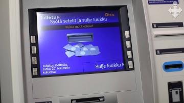 Kolikoiden Talletus S-Pankki