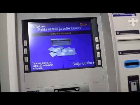 Talletusautomaatti