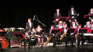 Spring Concert 2014: Bill's Thrills (Lab Band)