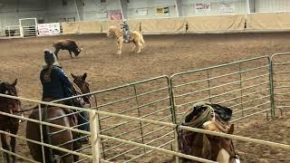 Rhett steer stopping Saturday HYRA