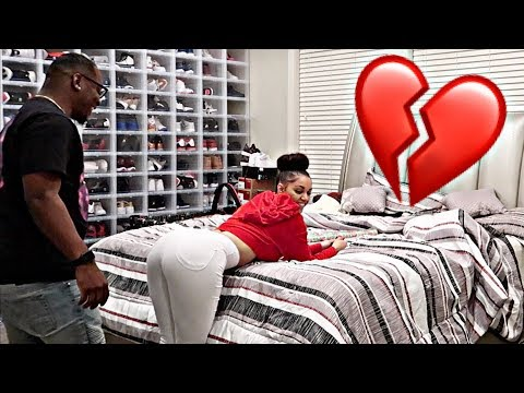 BREAKUP PRANK LEADS TO SOMETHING ELSE!