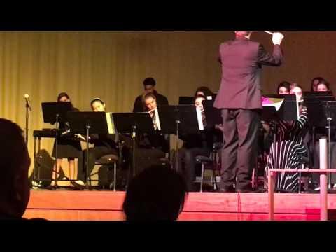 Ride - Judah Christian School Spring Band Concert 2016