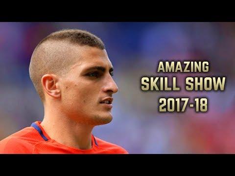 Marco Verratti 2017-18 | Amazing Skill Show | HD