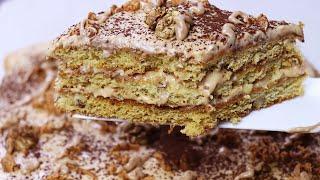 Торт Мужской Идеал. Самый удачный и вкусный рецепт / Tort