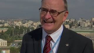 The UN World Food Programis cutting aid to Palestinians
