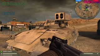 Battlefield 2: Euro Forces Gameplay - (High Settings) (940MX 60FPS) (PC HD) (2018)