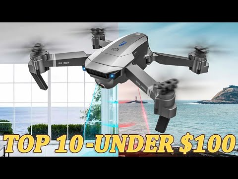 The 10 Best Drone Under $100 ✅ Top Cheap Drones For Beginners 2020