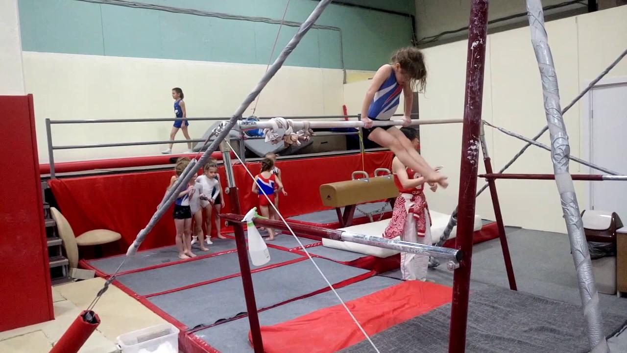 Тренировка, занятия. Спортивная гимнастика.