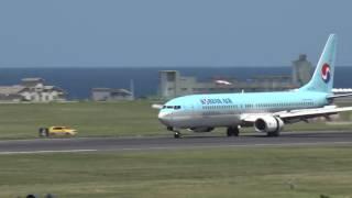 제주국제공항 비행기 이착륙