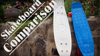 Penny Board Vs. Banana Board: Comparison + Test Ride
