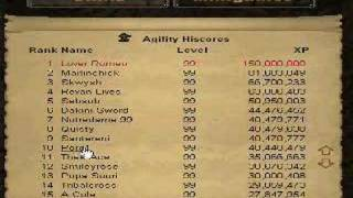 wheres zezima in the highscores