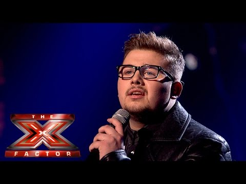 Ché performs Bridge Over Troubled Water | Semi-Final Results | The X Factor 2015