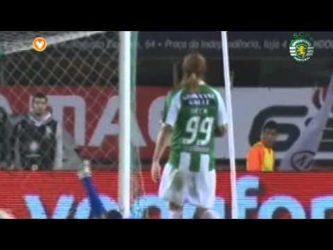 14J :: V. Setubal - 0  x Sporting - 3 de 2010/2011
