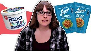 Vegan Tuna? Aquafaba Butter? (Tasty & Nasty Foods I've Been Eating)