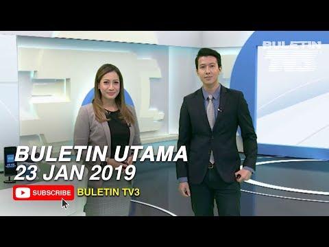 Buletin Utama (2019) | Rabu, 23 Januari