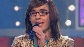 Daniel Küblböck   You drive me crazy   das erste Mal live be