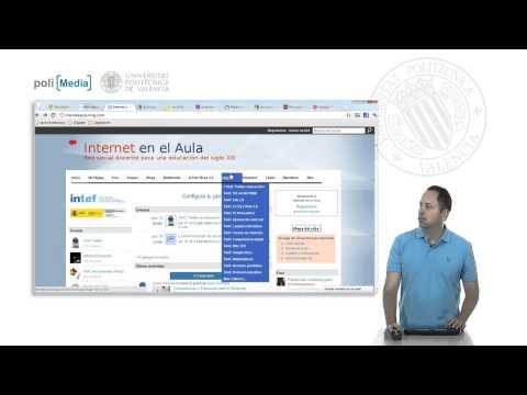 Curso TIC Educa Bloque 5 Herramientas Video 17 Recursos educativos multimedia España