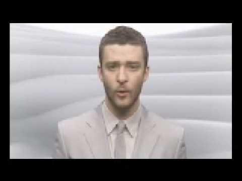 Justin Timberlake - Lovestoned ending [cut]