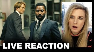 Tenet Trailer REACTION