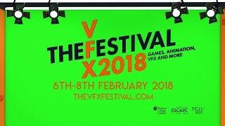 VFX Festival 2018 Trailer