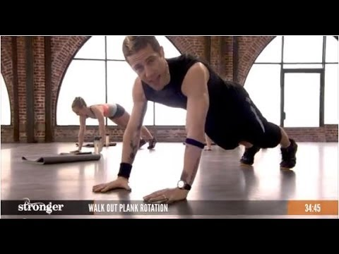 STRONGER Month 1 Signature Workout: SOLDIER