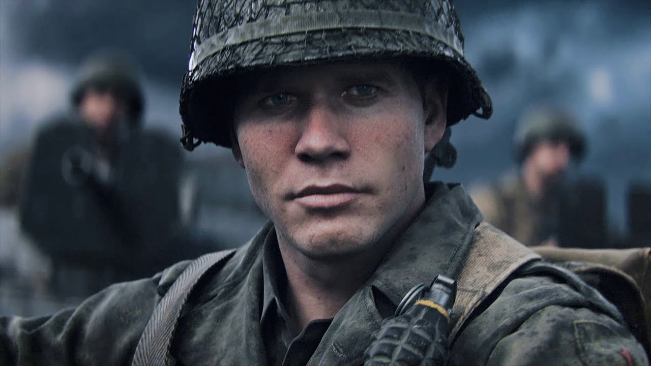 Download Call of Duty WWII Gameplay Part1