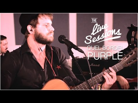 "Gogol Bordello - ""Start Wearing Purple""-  Cover by Quel Bordel (The Live Sessions)"