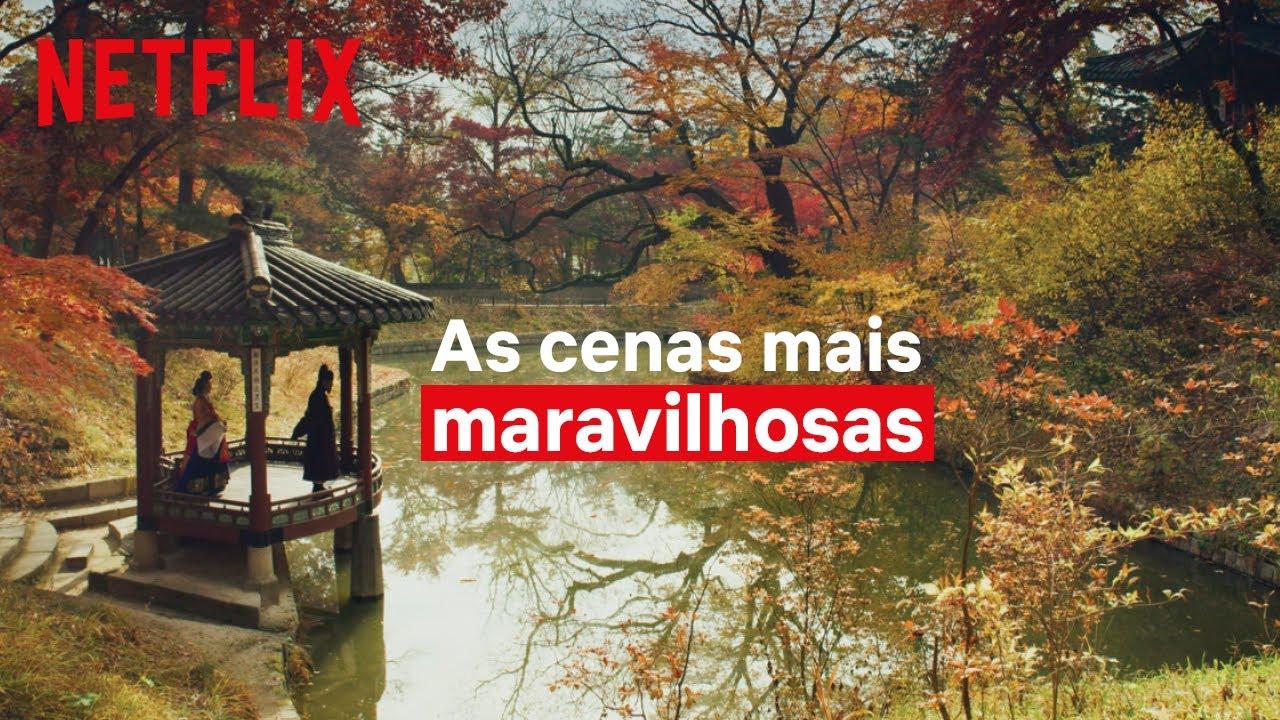 As cenas mais lindas do meu catálogo | Netflix Brasil