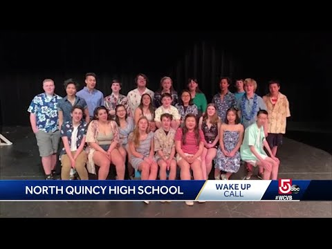 Wake up call: North Quincy High School