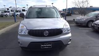 17B035A 2006 Buick Rendezvous For Sale Columbus Ohio