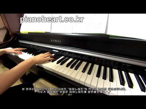 엑소(EXO) - 약속(Promise)(约定) 피아노 연주