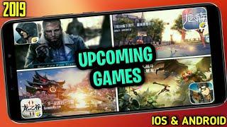 Top 5 Upcoming Games - Ios  & Android - War Gaming
